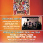 VOLTAGGIO: GRUPPO DELL'INCANTO – concerto LE NOBILI CANZON