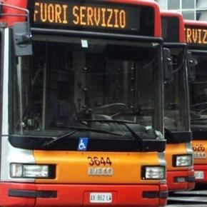 Trasporti, domani sciopero nazionale di 24 ore