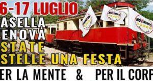 Casella, festa regionale del MoVimento 5 Stelle
