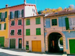 centro storico torriglia