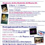 Masone 2-3-4 settembre, Festa della Natività di Maria SS.