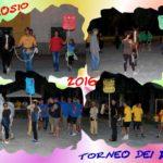 Inaugurato ieri sera a Carrosio il Torneo dei Rioni 2016