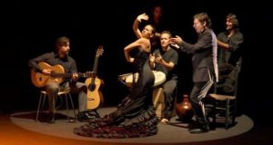 """Cena a tema con flamenco gitano a """"il D cafè"""" di Tortona"""
