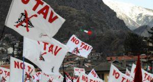 Il movimento No-Tav si è ritrovato ad Isoverde