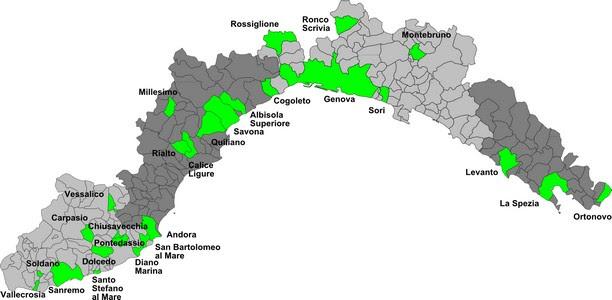Unioni civili: quali Comuni della Liguria accoglieranno le prime cerimonie?