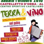 Terra&Vino. Castelletto Folk Festival