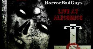 """Alecomics """"horror"""" con Piemorte e HBG"""