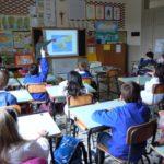 Taglio di una classe Sassello senza aver perso alunni