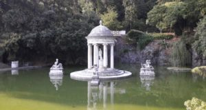 Villa Pallavicini, splendore romantico e esoterico