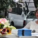 L'autrice Marina Salucci sabato a Serra Riccò