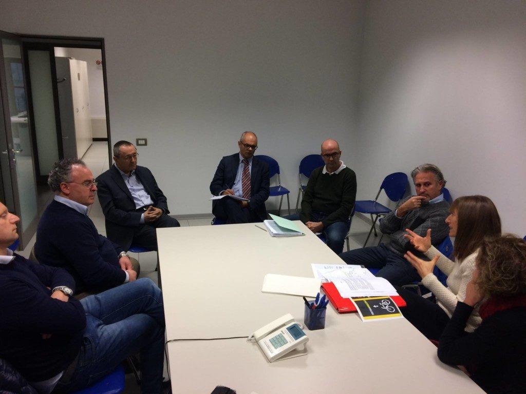 Il Comune di Tortona riceve il comitato promotore della ciclabile per Viguzzolo