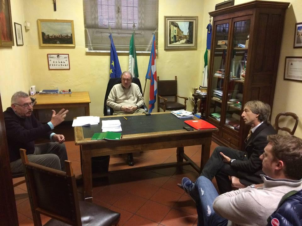 Il Comitato Smart Land in Comune a Viguzzolo