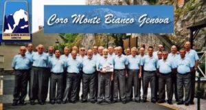 Mele, il Coro Monte Bianco in concerto all'Oratorio Sant'Antonio Abate