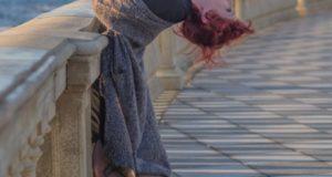 La danzatrice genovese Arianna Ilardi a Roma