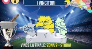 """La Valle Stura (unita) vince la """"Coppa do Zeneize"""""""