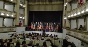 Concerto benefico della Croce Rossa al Civico di Tortona