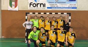 """Altra vittoria per l'Under 20 """"Leoni Pallamano Tortona"""""""