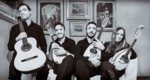 Il Quartetto improvviso giovedì sera a Mele