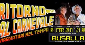 """""""Ritorno al Carnevale"""" a Busalla"""