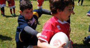 La festa del rugby a Sant'Olcese