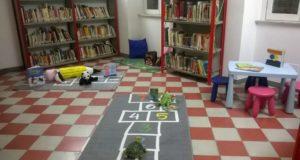 A Rossiglione la biblioteca… va a scuola