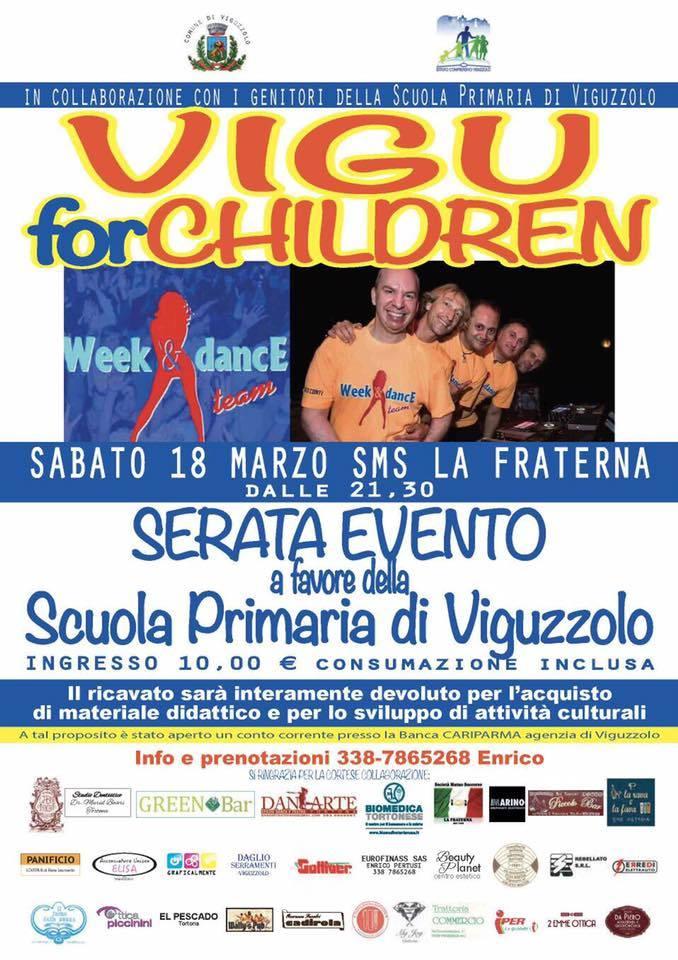 Week&dance a Viguzzolo