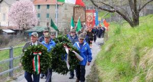 Campomorone commemora il 72°anniversario dell'Eccidio di Cravasco