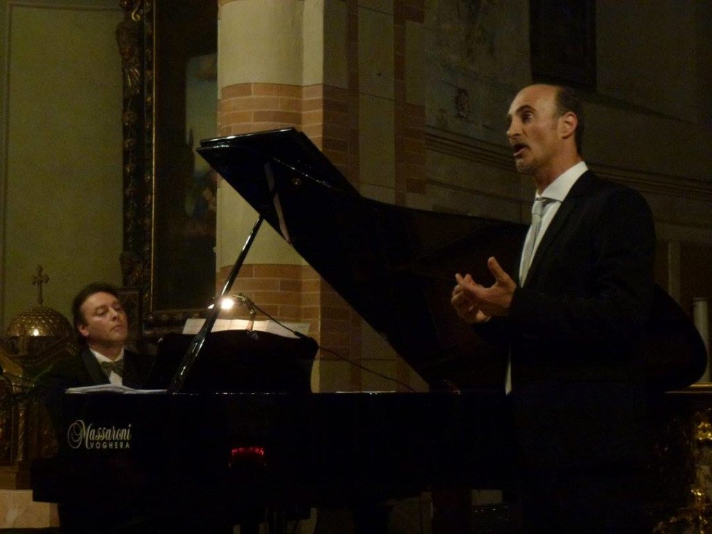 Beneficenza in Santa Maria Canale -Umberto Battegazzore e Pierfrancesco Bollani in concerto a Tortona