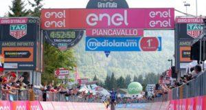 Giro d'Italia, Quintana si prende la Maglia Rosa