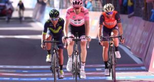 Giro d'Italia, Van Garderen ritrova il sorriso ad Ortisei