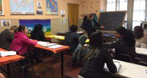 Serravalle Scrivia, dodici anni di corsi d'italiano per stranieri