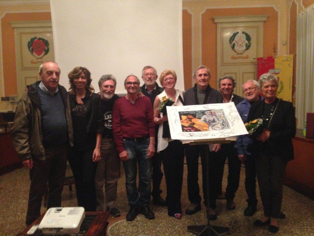 """Con la conferenza di venerdì 12 maggio u.s. è terminata la stagione culturale organizzata dalla Biblioteca Comunale """"A.Molinari"""" di Sale."""
