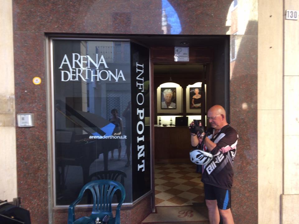 Il programma completo di Anastacia ad Arena Derthona