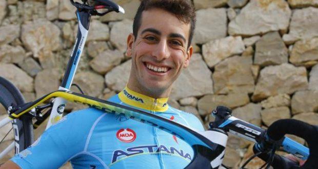 Ciclismo, ad Ivrea Fabio Aru è il nuovo campione italiano in linea