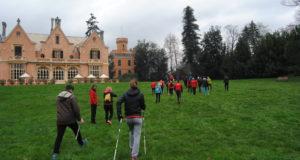 Villa Serra, domenica appuntamento con il nordic walking