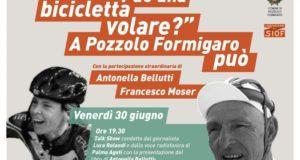 Moser a Pozzolo Formigaro per far volare i portacolori della Siof di Biagio Cavanna