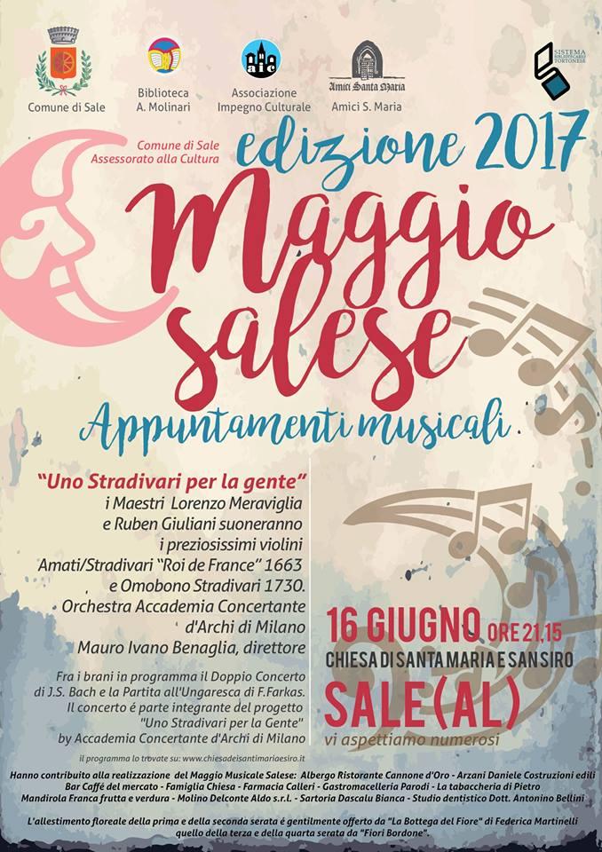 Maggio Musicale Salese