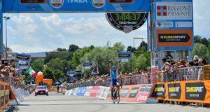 Ciclismo donne, Elisa Longo Borghini è la nuova campionessa italiana in linea