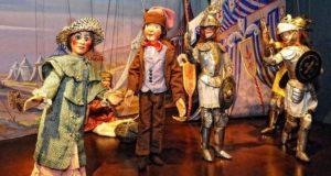 Campomorone, spettacolo per bambini al Museo delle Marionette