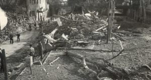 Luglio 1944, quando Novi Ligure venne bombardata