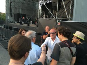 Charly Bergaglio ad Arena Derthona 2017