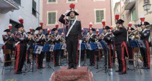San Desiderio 2017 – Sabato sera la Fanfara dei Carabinieri a Castelnuovo Scrivia