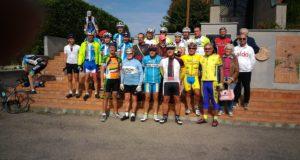 La 21° pedalata Novi Ligure-Castellania è stata un grande successo
