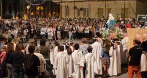 Sant'Olcese, la festa patronale del SS. Nome di Maria