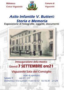 Asilo Butteri Mostra a Viguzzolo
