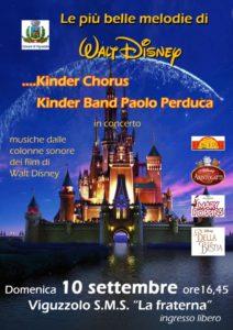 Musiche da Film paolo perduca Kinder band a Viguzzolo