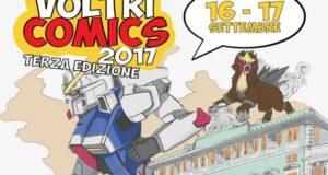 Voltri Comics, Villa Duchessa patria del fumetto e del doppiaggio
