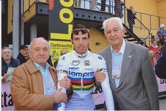 L'ultimo saluto del mondo del ciclismo a Giuseppe Spalla