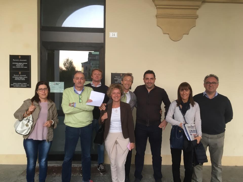 Comitato Smart Land con Provincia di Alessandria a Tortona