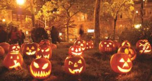 Halloween nell'entroterra genovese